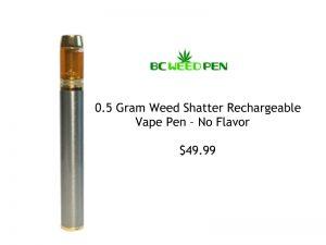 shatter vape pen canada 2
