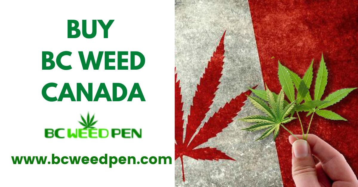 bc weed Canada