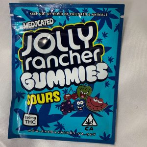 buy medicated jolly rancher gummies sours