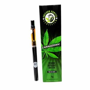unicorn-hunter-cannatonic-disposable-vape-pen-1g-cbd/thc