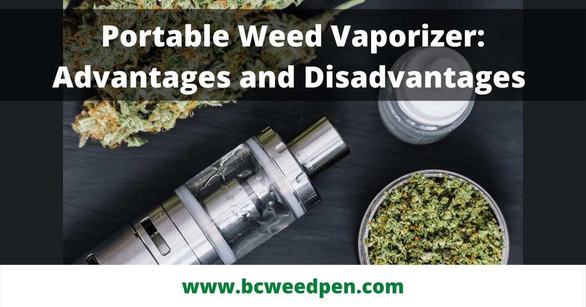 Portable Weed Vaporizer